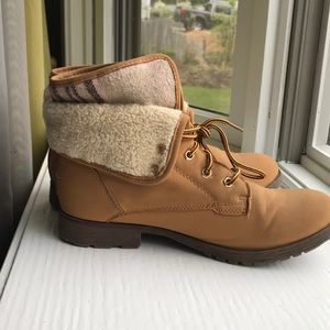 Rock and Candy work boots for woman